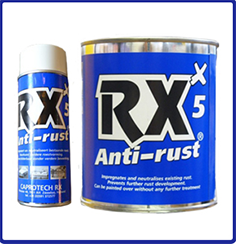 RX 5 anti-rust